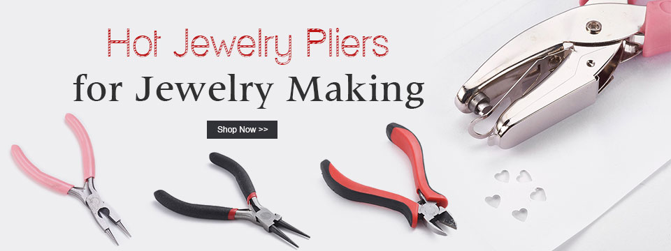 Hot Jewelry Pliers for Jewelry Making