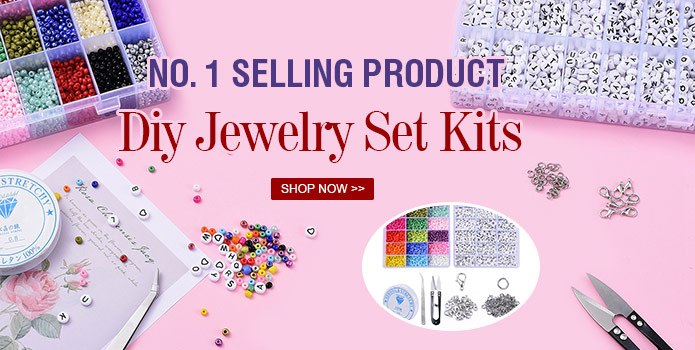 Hot Sale DIY Jewelry Set Kits