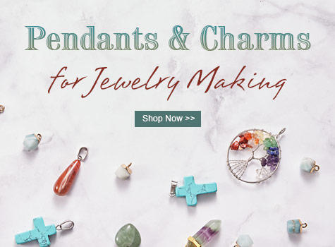 Pendants and Charms for Jewelry Making
