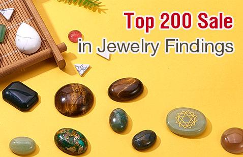 Top 200 Sale in Jewelry Findings