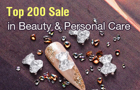 Top 200 Sale in Beauty & Personal Care