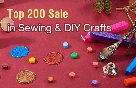 Top 200 Sale in Sewing & DIY Crafts