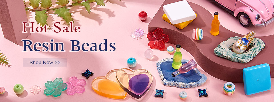 Hot Sale Resin Beads