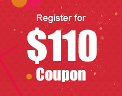 Register For $110 Coupons