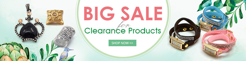 Big Sale for Clearance Products