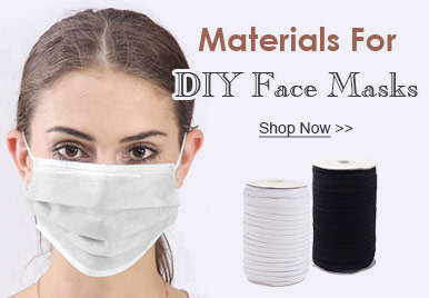 Materials For DIY Face Masks