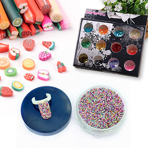 Facial & Nail Art Accessories
