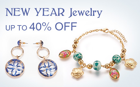 New Year Jewelry Up to 40% OFF