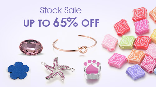 Stock Sale Up To 65% OFF