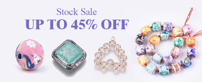 Stock Sale UP TO 45% OFF