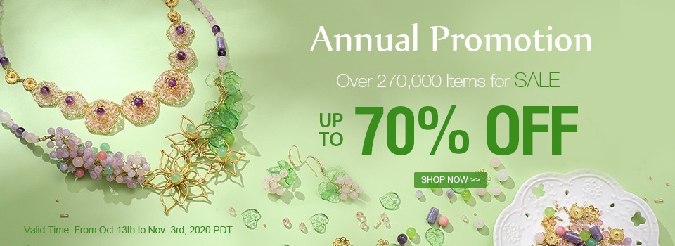 Annual Sale Up To 70% OFF