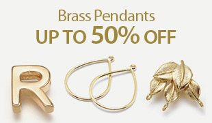 Up To 50% OFF Brass Pendants