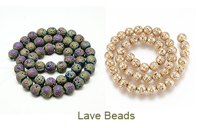 Lave Beads