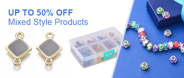 Up to 50% OFF Mixed Style Products