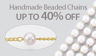 Up to 40% OFF  Handmade Beaded Chains