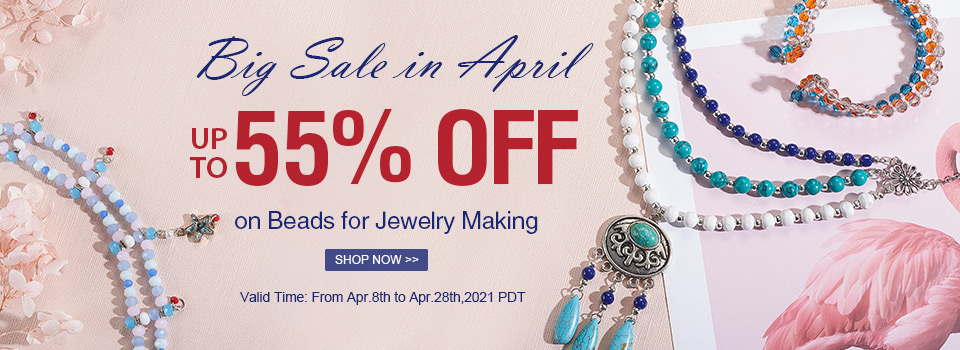 Big Sale in Spring Up to 60% OFF
