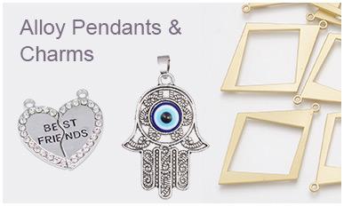 Alloy Pendants & Charms