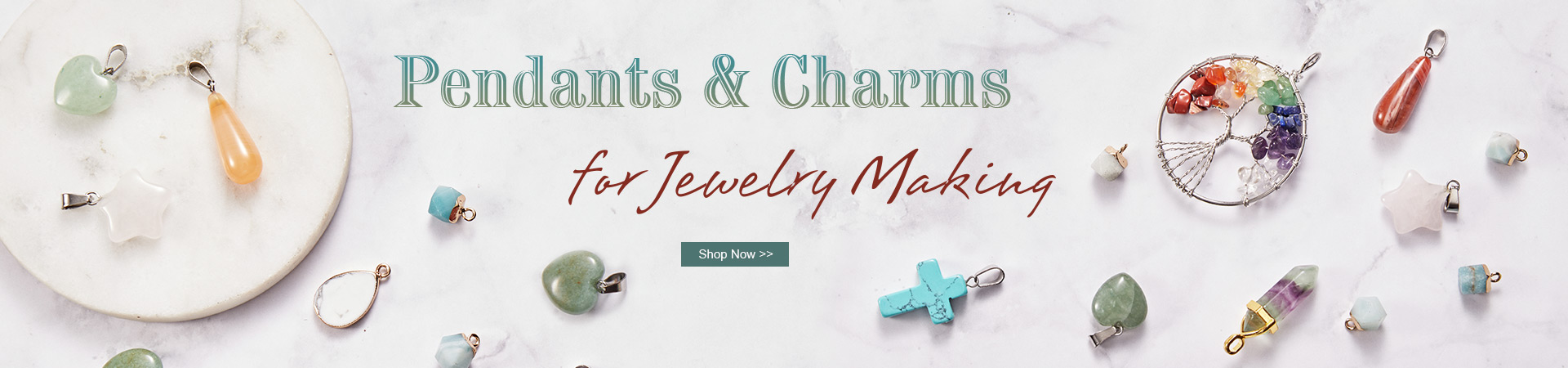 Pendants & Charms for Jewelry Making