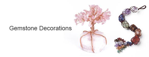 Gemstone Decorations