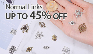 Up To 45% OFF Normal Links